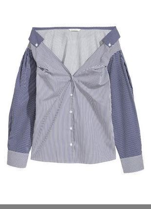 Размер 16. шикарная женская рубашка, деловая блуза с декольте