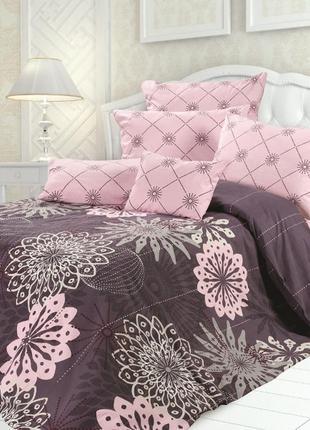 Комплект постельного белья, 2-х спальное