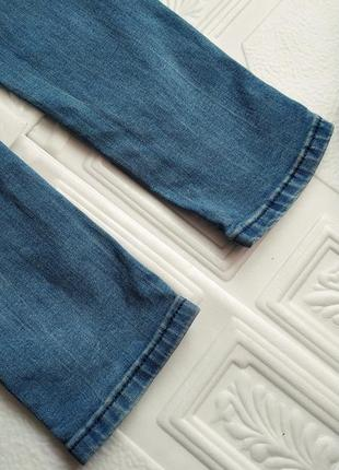 Джинсы варенки скинни, с присобраными коленками7 фото
