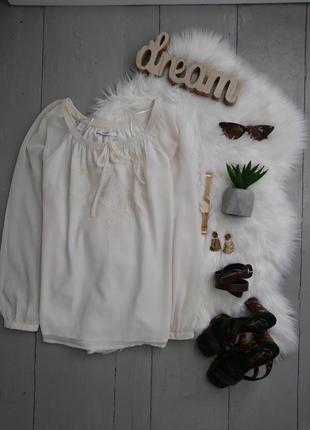 Актуальная блуза вышиванка №113