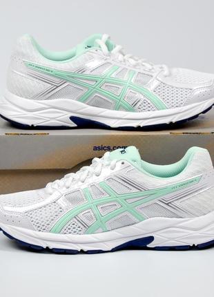 Asics gel-contend белые кроссовки азикс оригинал