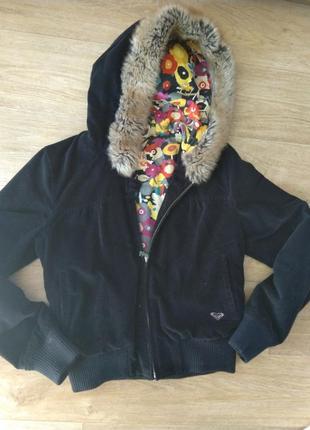 Куртка демісезона утеплена демисезонная утепленная roxy