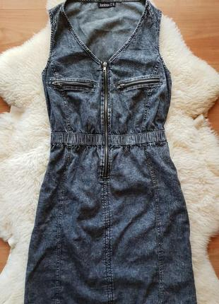Платье джинсовые janina