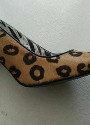 Туфли basic с ворсом