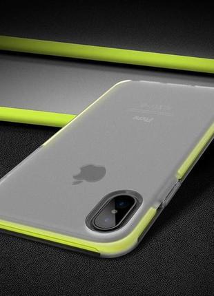 Яркий новый чехол iphone x xs