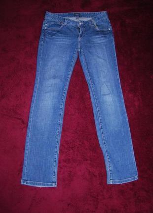 Брендовые прямые джинсы mexx
