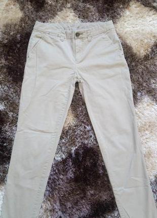 Літні штани khakis by gap