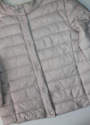 Легкая куртка amisu. размер 8.