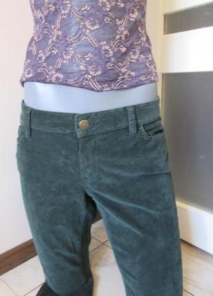 Вельветовые брюки джинсы colin's, размер 30/32