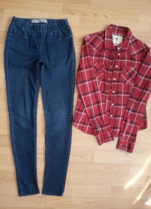 Джегинсы, джинсы, джинсы на резинке, зауженные джинсы, узкачи