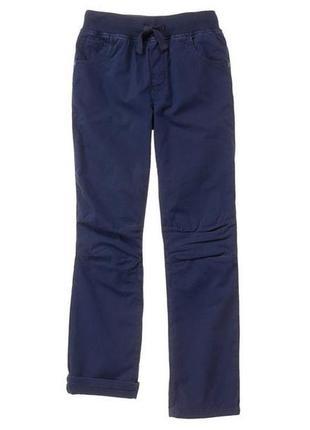 Штаны брюки для мальчика на трикотажной подкладке 7-9 лет gymboree