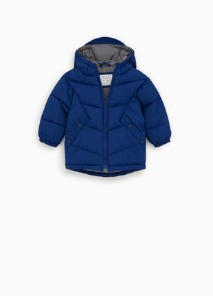 Демисезонная куртка zara 18-24 мес., 92 см