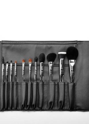 Набор кистей для макияжа msq 11 piece brush set
