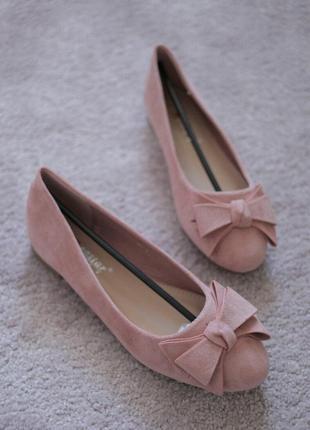 Женские балетки