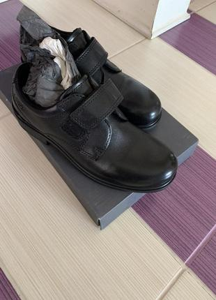 Туфли новые детские ecco