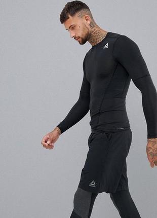 Мужская футболка компрессионная reebok