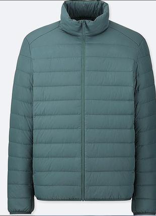 be4cbd7270e01c2 Uniqlo новая мужская куртка-пуховик ultra light down jacket размер s (сша)