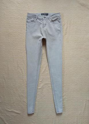 Стильные джинсы скинни clockhouse, 36 размер.