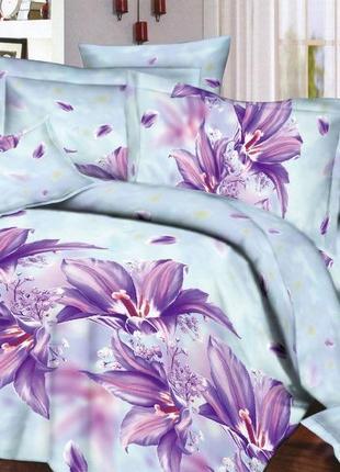 Комплект постельного белья (полуторка)