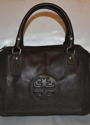 Кожаная сумка fergi