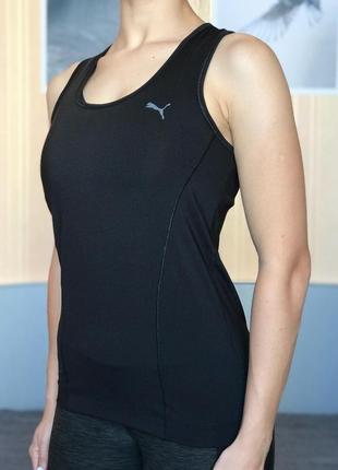 Спортивная майка puma размер  xs маечка футболка для спорта фитнеса