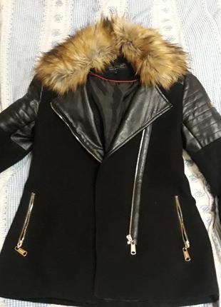 Супер модная.куртка/пальто (из европы)