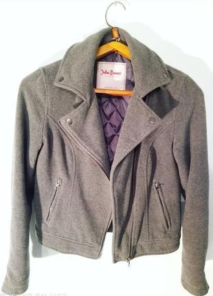 Косуха👌 куртка серая🖤