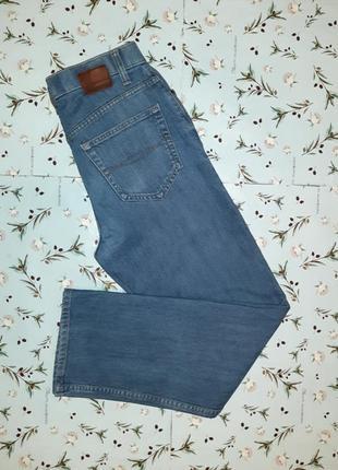 Акция 1+1=3 фирменные олдскул прямые джинсы marks&spencer, размер 46 - 48