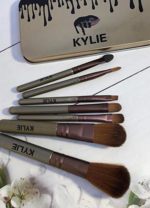 Набор кистей для макияжа professional brush set 7 штук
