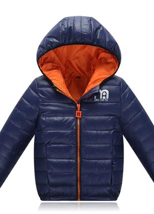 Курточка для мальчика, весна осень