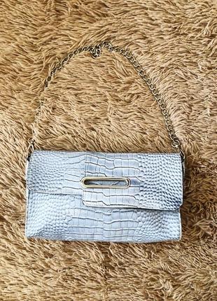 Nucell кожаная сумка в идеальном состоянии