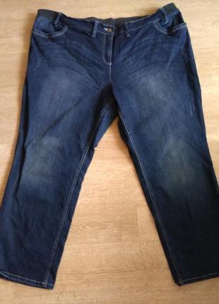 15% скидка подписчикам!!! джинсы, большой размер, 66, 68, bonprix, батал