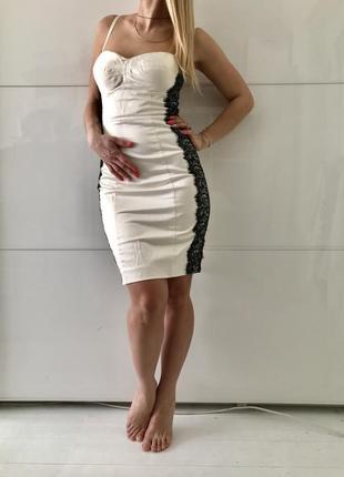 Уникальное платье guess на выпускной или вечеринку