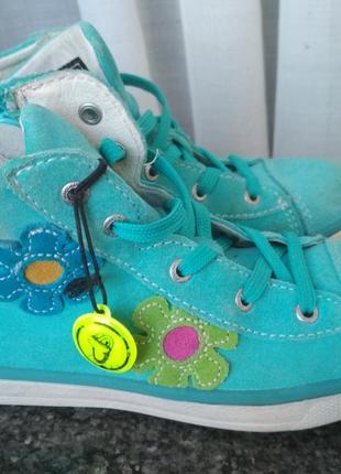 Красивые ботинки lurchi