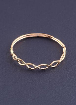 Кольцо (позолота 18к) 0714900