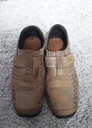 Туфлі-мокасіни rieker 42- 43р