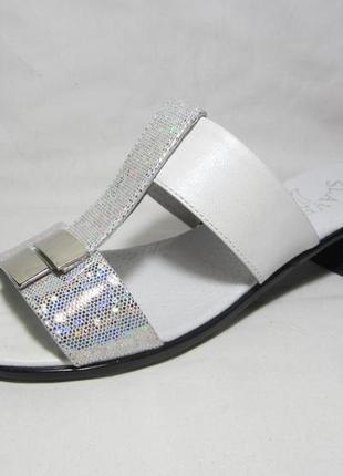 Женские босоножки шлепки сабо каблук все размеры
