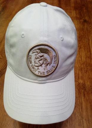 a4d116ee89f81 Белые женские бейсболки и кепки Diesel 2019 - купить недорого вещи в ...