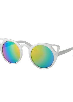Очки солнцезащитные детские 4 года 5 6 7 8 9 лет от солнца для детей