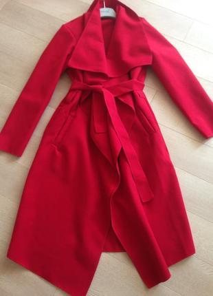 Роскошное кашемировое польское пальто тренч,,,,, разные цвета +короткие4 фото
