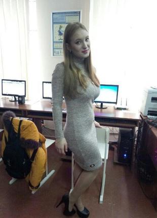Платье - гольф