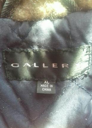 Тепла джинсова куртка3 фото