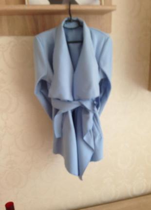 Роскошное кашемировое польское пальто тренч,,,,, разные цвета +короткие8 фото