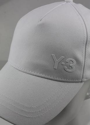 Бейсболка кепка yohji yamamoto y-3