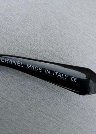 Chanel очки женские солнцезащитные с камнями6 фото