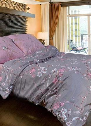 Комплект постельного белья, размер евро