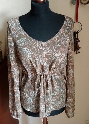 Невесомая блуза reserved