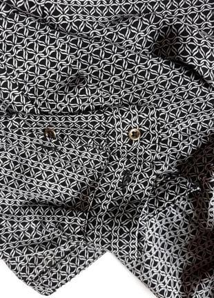 Блузка в принт3 фото