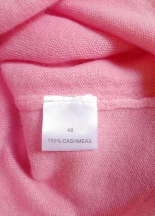 Свитер кашемир красивый цвет р.52-54 princess5 фото