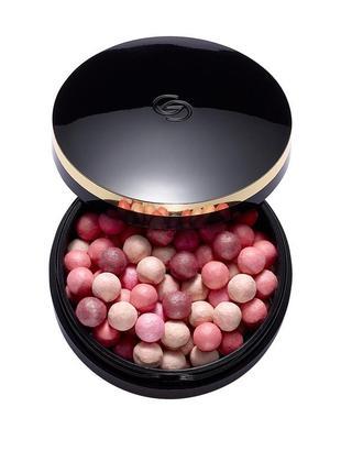 Румяна в шариках gg–весенняя роза. праздничный выпуск